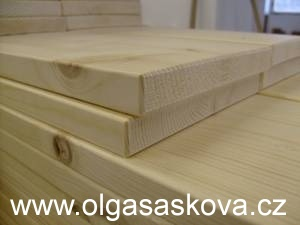 kvalita dřeva ukázky